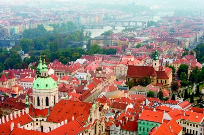 Praha. Mala Strana. Mandarin Oriental